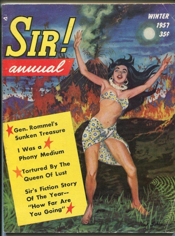 Sir! Annual Winter 1957
