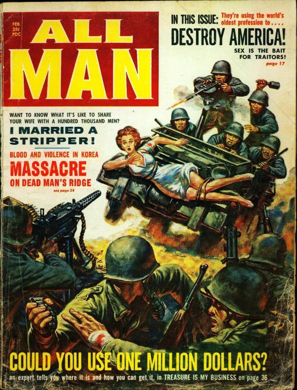 All Man February 1960