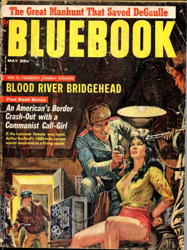 Blue Book May 1964