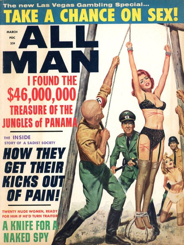 All Man March 1966