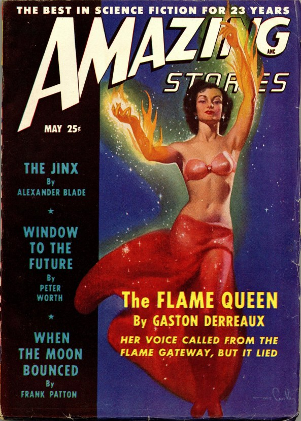 Amazing Stories May 1949