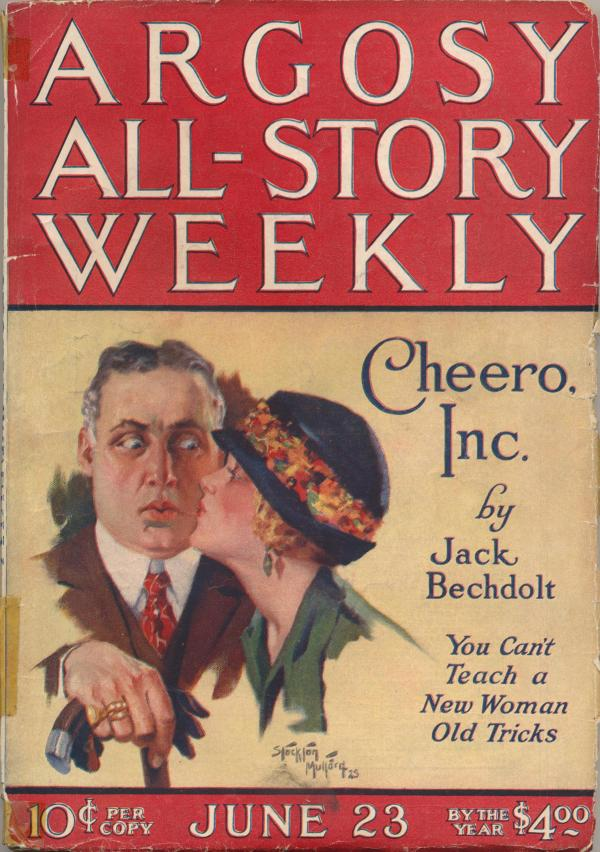 Argosy All Story Weekly June 23 1923