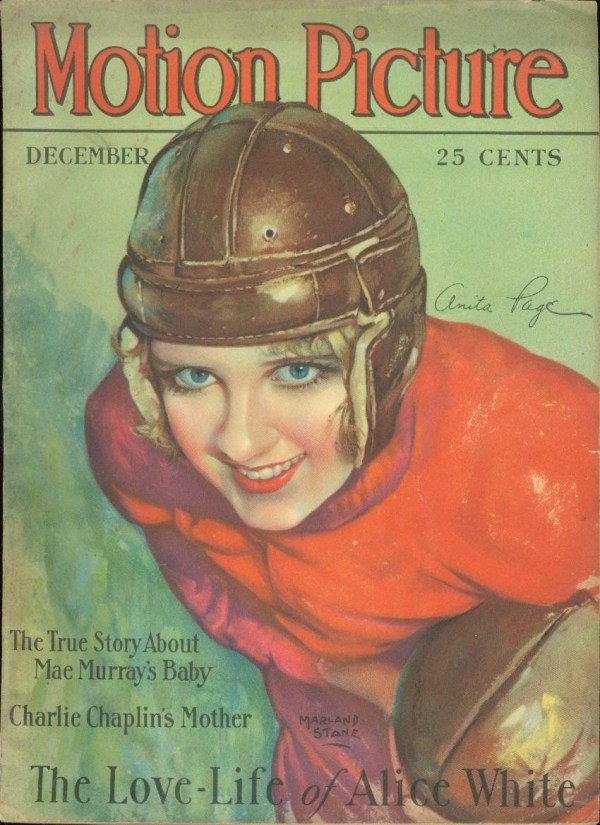Motion Picture December 1928