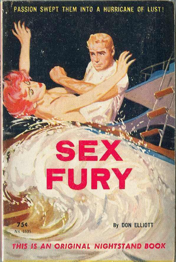Nightstand Book NB 1605, 1962