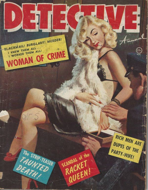 Detective Annual 1951