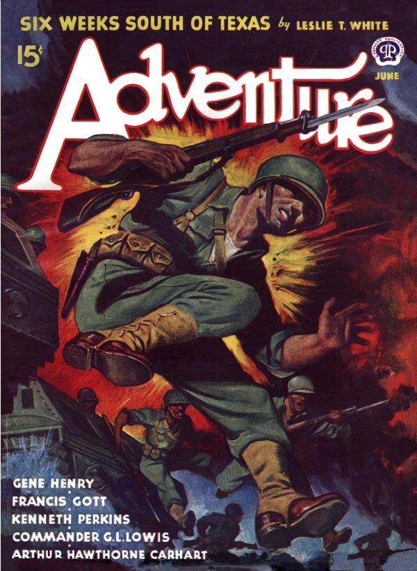 Adventure June 1943