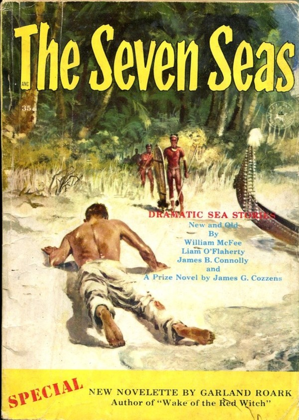 Seven Seas Issue #1 Winter 1953