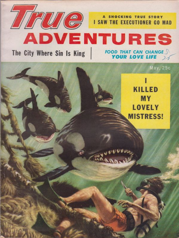 True Adventures - May 1956