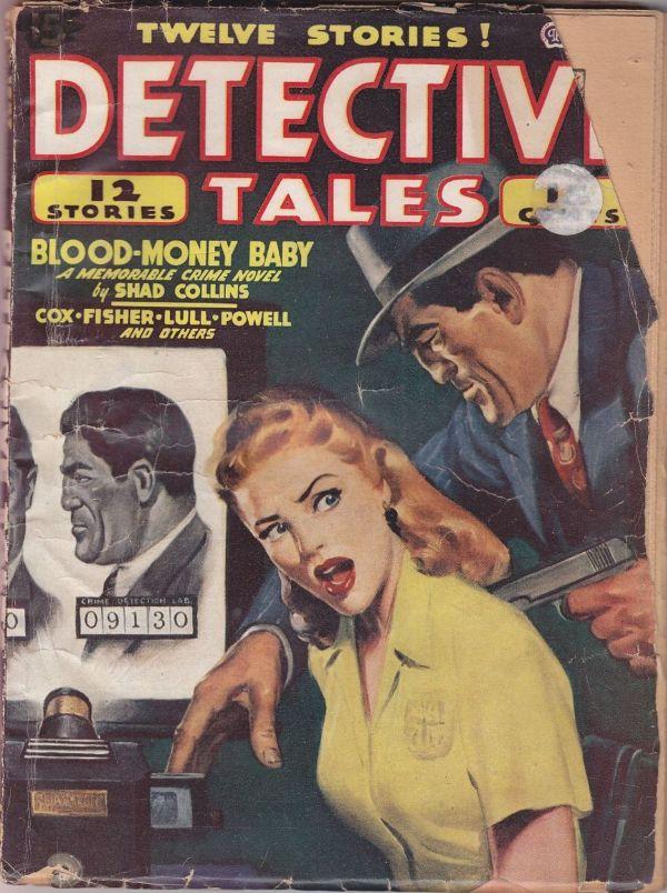 Detective Tales November 1947