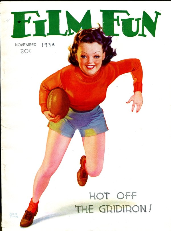 Film Fun November 1938