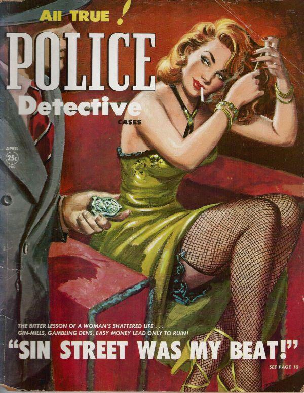 Police Detective April 1951