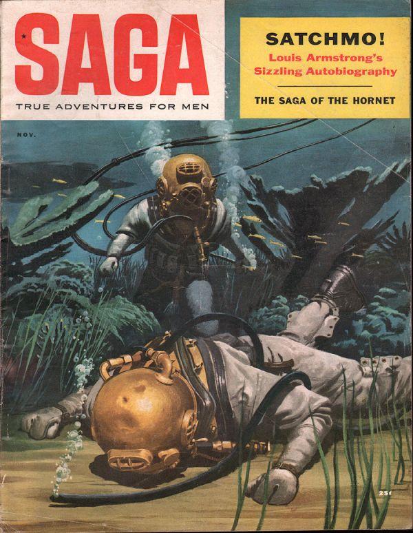 Saga November 1954