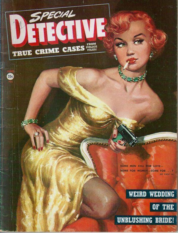 Special Detective June 1950