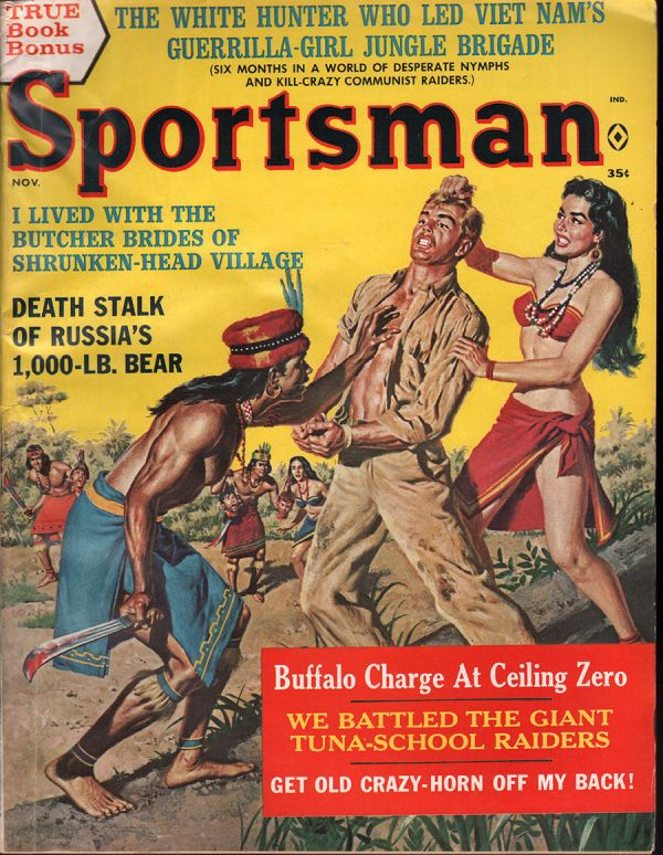 Sportsman November 1962
