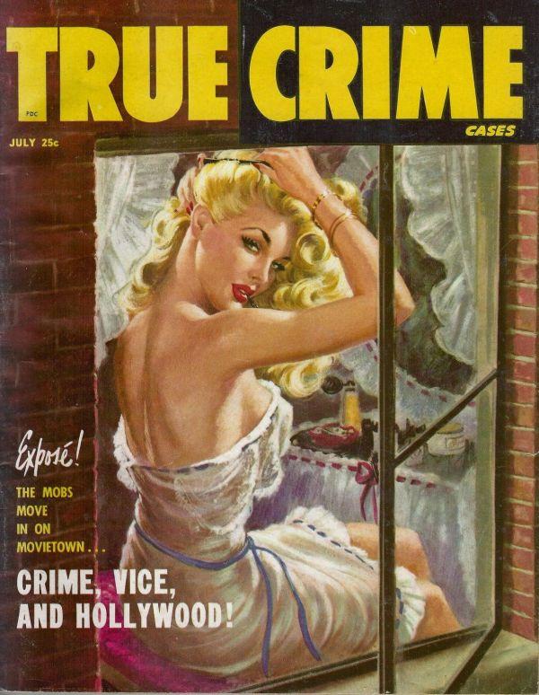 True Crime Cases July 1952