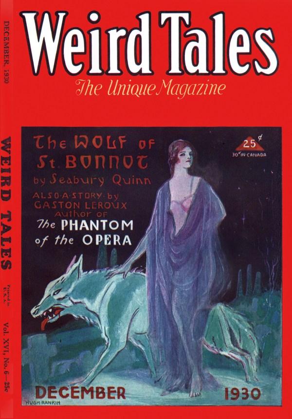 Weird Tales December 1930