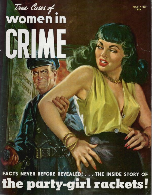 Women In Crime May 1953