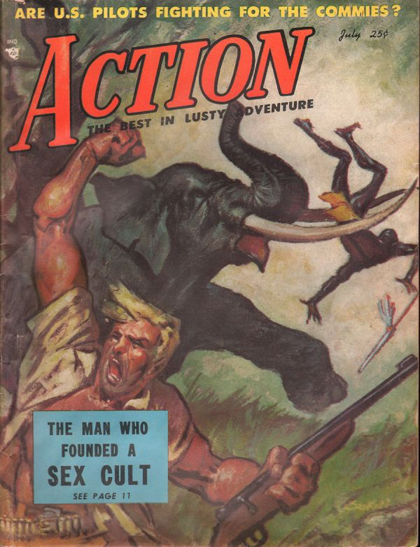Action July 1953