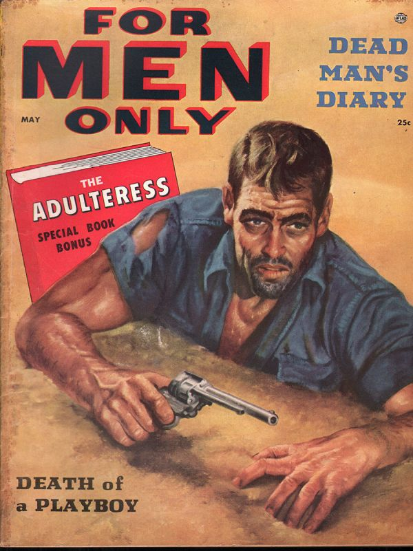 For Men Only May 1956