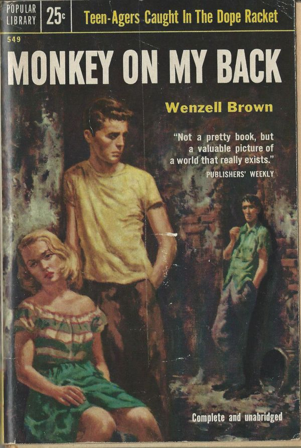Popular Library 549 1953
