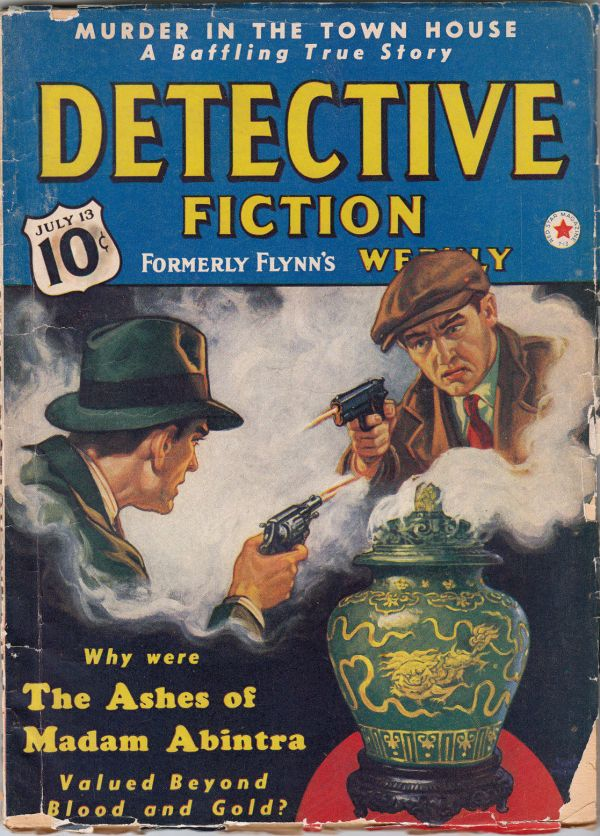 DETECTIVE FICTION WEEKLY July13, 1940
