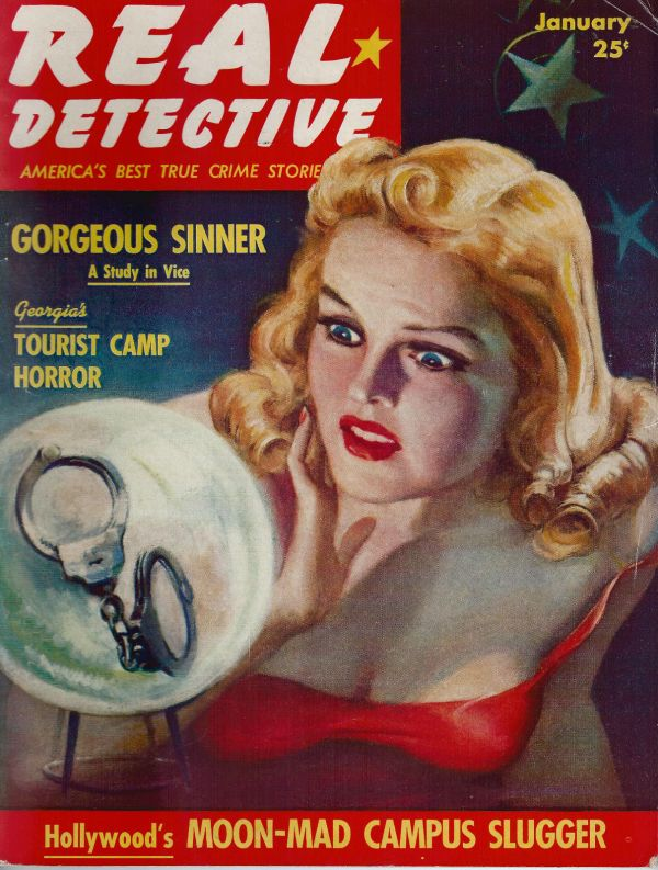 REAL DETECTIVE January 1940