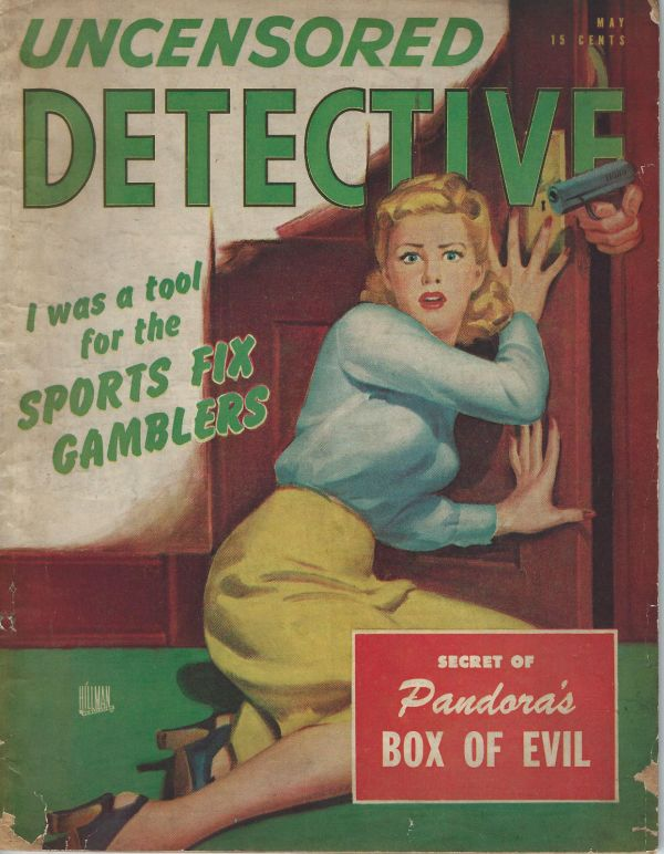 Uncensored Detective May 1947