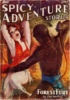Spicy Adventure Stories - July 1936 thumbnail