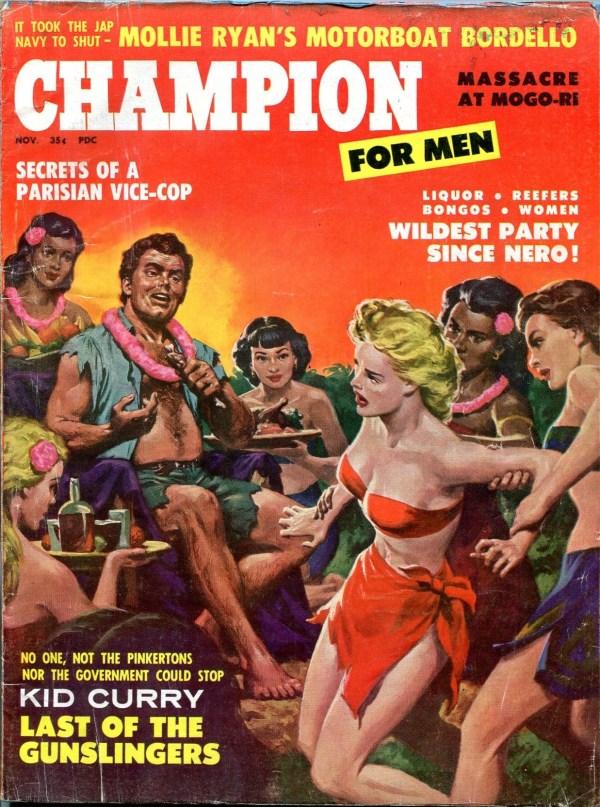 Champion For Men November 1959