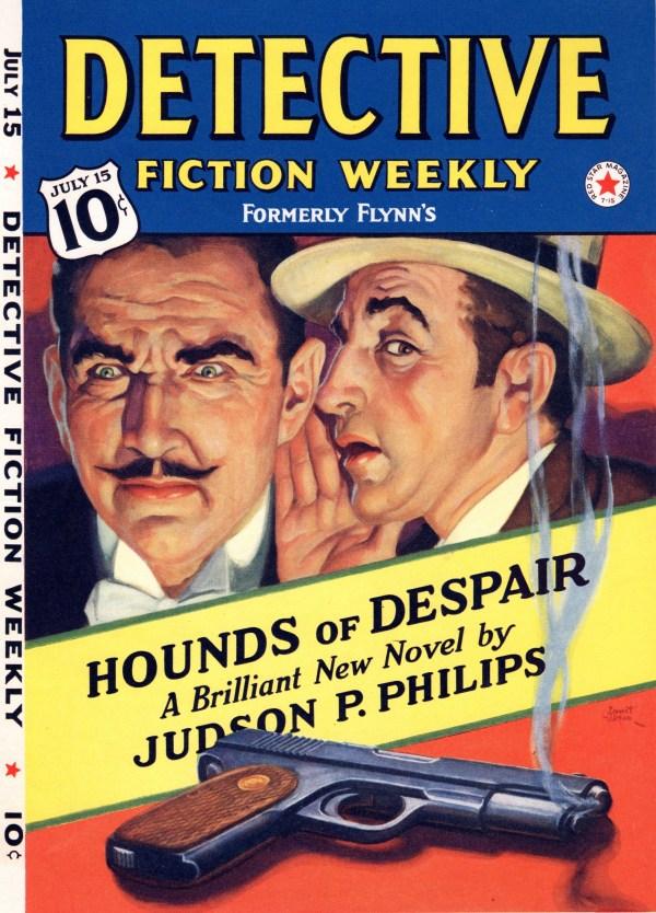 July 15, 1939 Detective Fiction