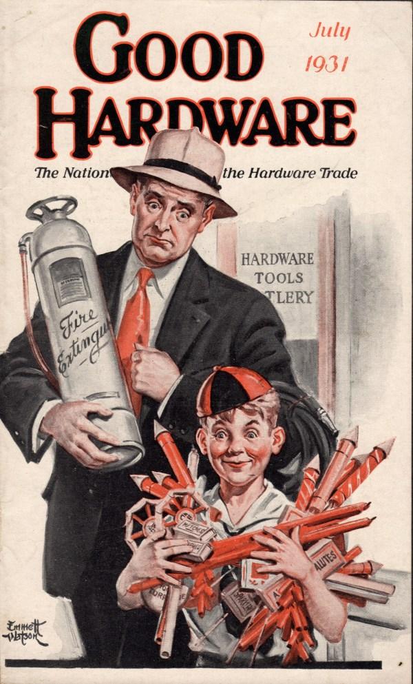 July 1931 Good Hardware