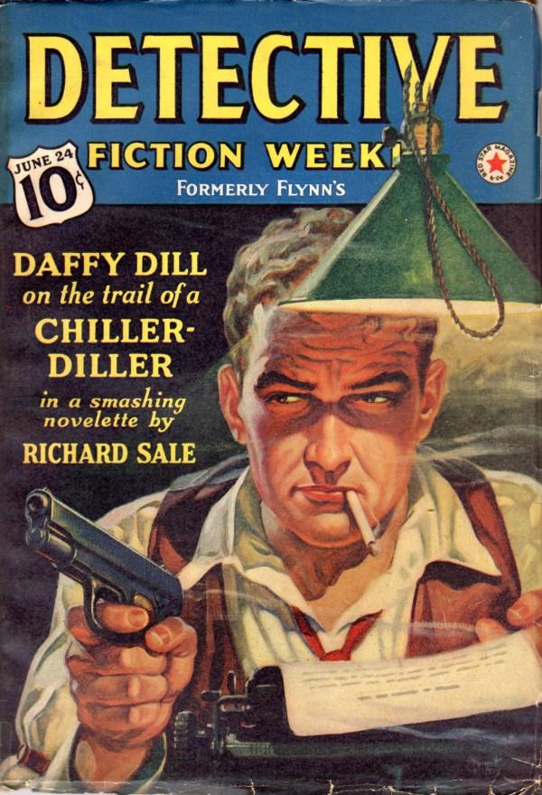 June 24, 1939 Detective Fiction