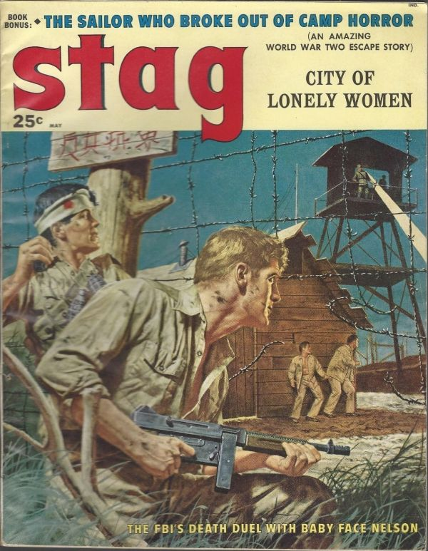Stag May 1958