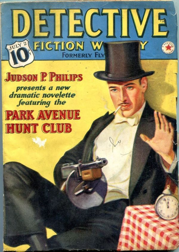 Detective Fiction Weekly July 2 1938