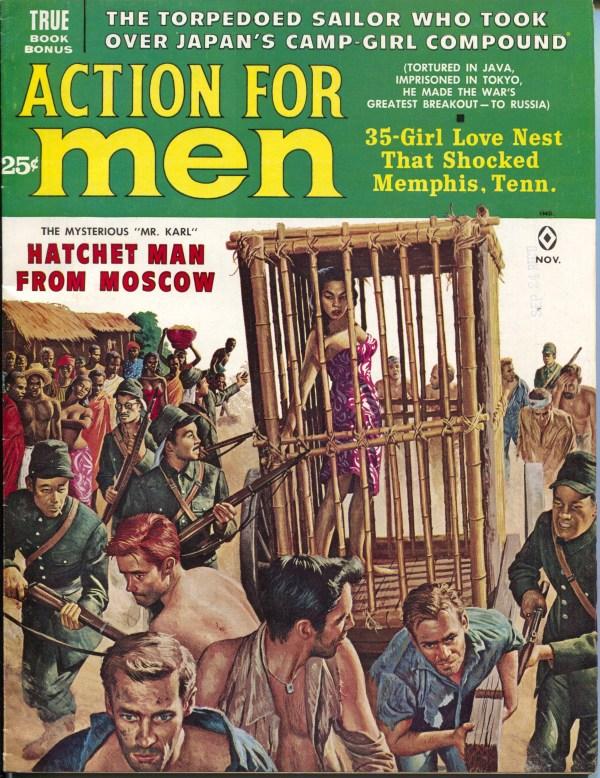 Action For Men November 1963