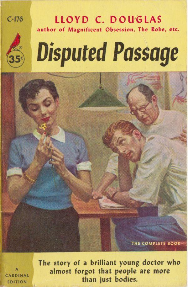Pocket Books, C-176, 1963