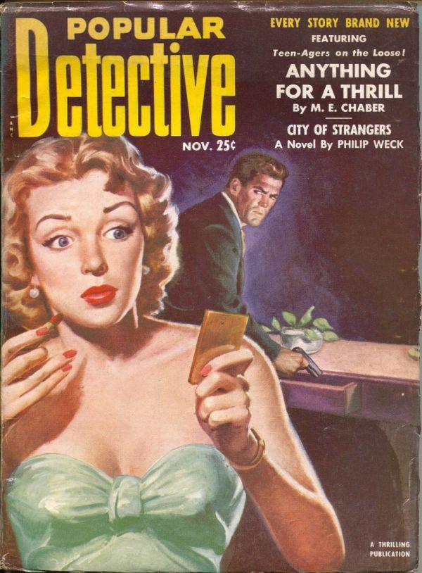 Popular Detective November 1952