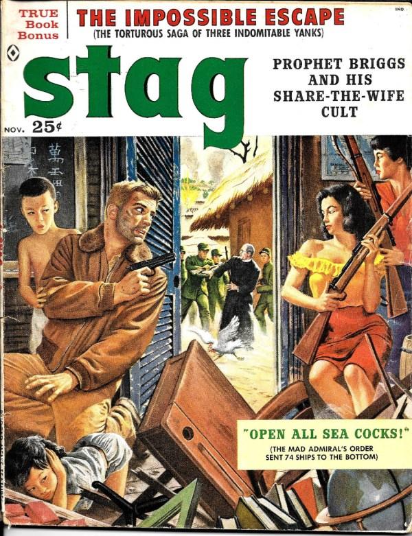 Stag Magazine November 1959