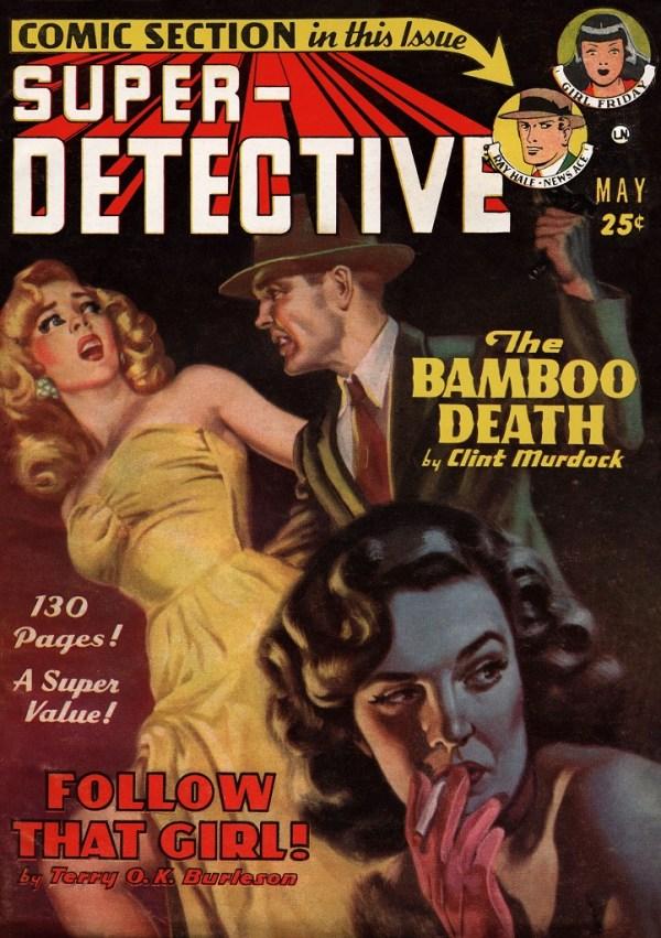 Super Detective - May 1950