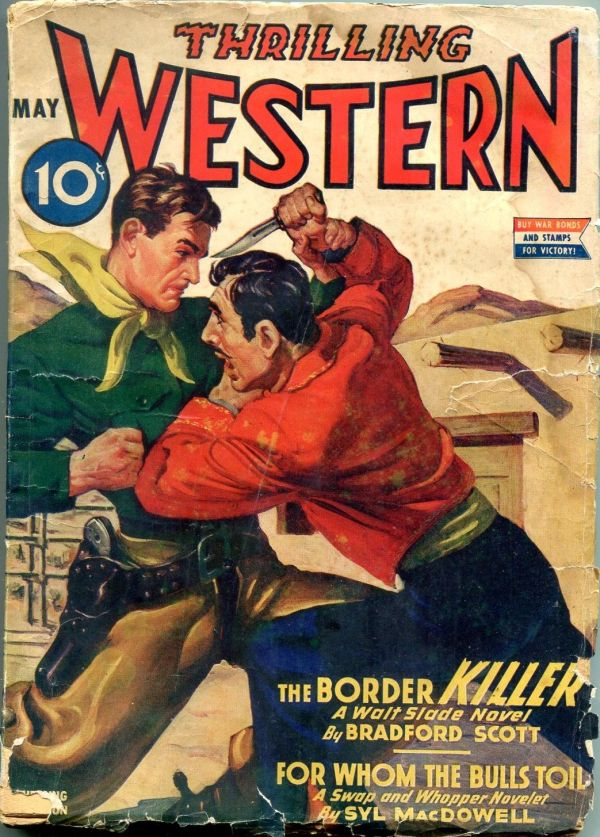 Thrilling Western May 1944