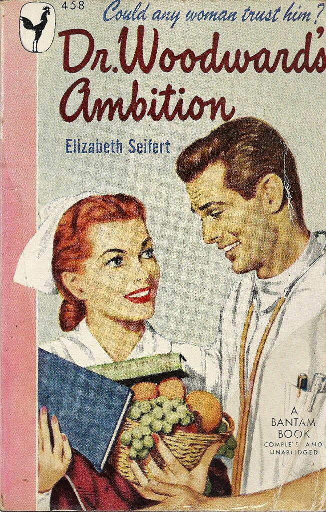 Nurse  Pulp Covers