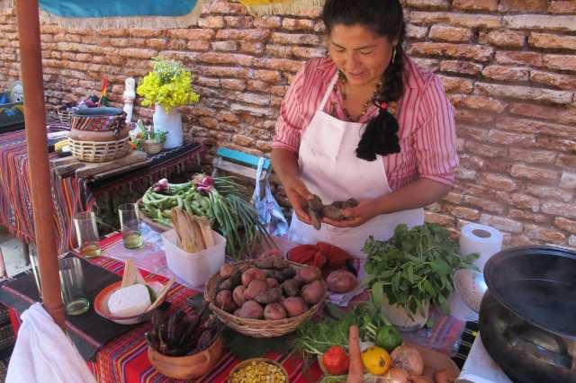 Cocina tradicional, artesanal y cursos de gastronomía, todo en el mismo lugar