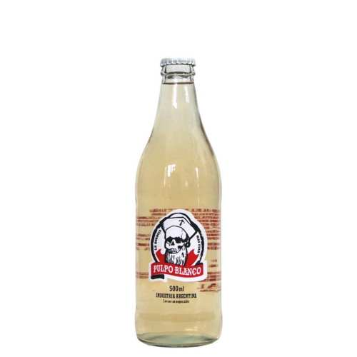 ginger ale pulpo blanco