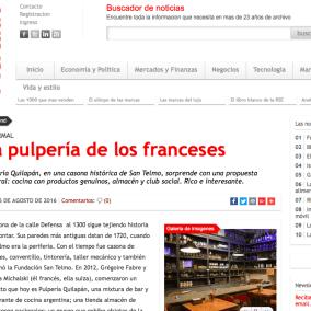 "<span class=""live-editor-title live-editor-title-23966"" data-post-id=""23966"" data-post-date=""2016-08-26 23:36:22"">La pulpería de los franceses por Mercado</span>"