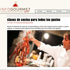 "<span class=""live-editor-title live-editor-title-24345"" data-post-id=""24345"" data-post-date=""2016-10-08 19:24:21"">Clases de cocina para todos los gustos con Infogourmet</span>"