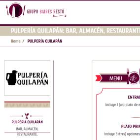 """<span class=""""live-editor-title live-editor-title-24924"""" data-post-id=""""24924"""" data-post-date=""""2016-12-02 13:04:31"""">La pulperia Quilapan selecionada por Grupo Baires</span>"""