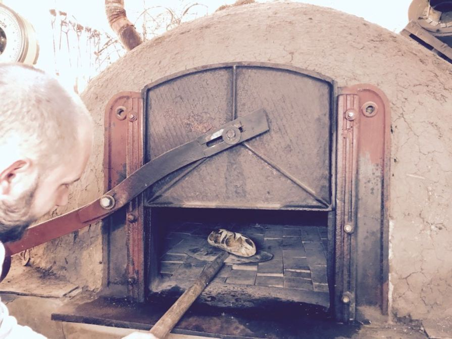Pan con masa madre en San Telmo @ Pulperia Quilapan | Buenos Aires | Argentina