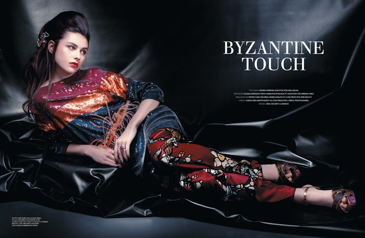 BYZANTINE TOUCH