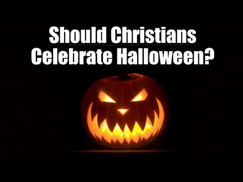should a christian celebrate halloween