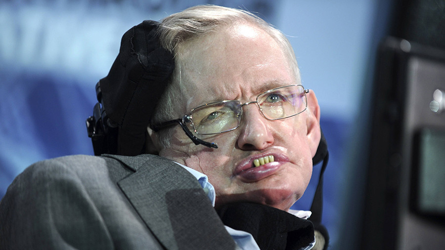 stephen hawking spontaneously converts to theism pulpit pen